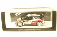 Citroen DS3 No.4 4th Rally Monte Carlo 2014 (Jonas Andersson - Mads Ostberg)