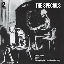 The Specials Ghost Town 40th Anniversary Half Speed Master Vinyl 7 Ref11501z