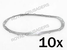 NEW LAMBRETTA GP,LI,SX,TV CHAIN CASE GASKETS PACK OF 10 #VP49