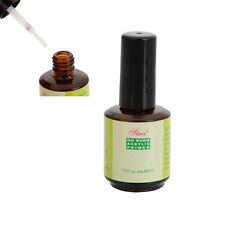 New No Burn Acrylic Primer Base 0.5 FL.oz Nail Art Tips Manicure Tool Pro