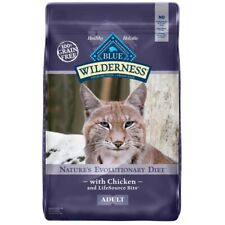 Blue Buffalo Blue Wilderness Adult Chicken Recipe Dry Cat Food, 12 lbs.