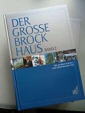 2 Bd. Der grosse Brockhaus + CD 2004