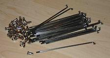 Speichen Speichensatz Nippel 16 Zoll Simson Schwalbe S50 S51 S70 verchromt Chrom
