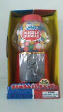 Dubble Bubble GUMBALL BANK Plastic Dispenser Gum Included New In Box