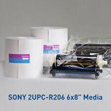 SONY 2UPC-R206 6X8 media (700 stampe per confezione) per updr 200 e SNAP LAB SL20