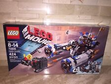 THE LEGO MOVIE SET 70806 CASTLE CAVALRY 424 PIECES SEALED