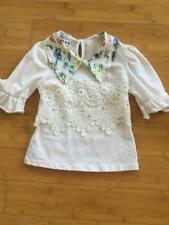 Girls top, blouse, shirt,  - size 5-6, Jelly Beans