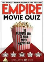 EmpireMovie Quiz Interactive DVD (2006)  New