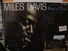 KIND OF BLUE by Miles Davis RARE JAPAN REPLICA TO THE ORIGINAL LP OBI SEALED CD