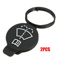 2Pcs Washer Fluid Container Tank Cap For Chevrolet Cadillac Buick GMC 13227300