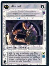 Star Wars CCG Reflections II Ex. Uni. Premium Mirax Terrik