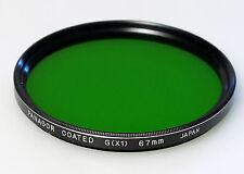 (PRL) PANAGOR COATED G(X1) 67 mm FILTRO FILTER FILTRU FILTRE PHOTO FOTOGRAFIA