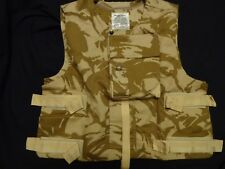 British Army Body Armour IS COVER / Vest - 190/120 DESERT DPM Unissued NO ARMOUR