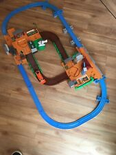 Tomy Thomas and Terence Deluxe Action Set Thomas & Friends Tank Engine Train Set
