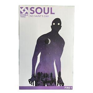 Soul No Saint's Day Vol 1 Fire Comic Book Graphic Novel VF/NM