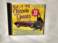 Rare Groovin' Greats Volume 7 Rock N Roll Hits Of The 60's 1996           cd5524