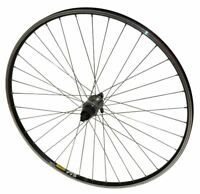 700c REAR Shimano Deore 36h Hub Hybrid Bike Mavic A119 Black Rim Wheel
