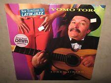 YOMO TORO Funky Jibaro RARE STILL SEALED New Vinyl LP DMM 1988 Latin Cuatro Jazz