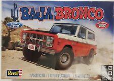 Revell 85-4436 Ford Baja Bronco - Bill Stroppe 1/25 Scale Model Kit