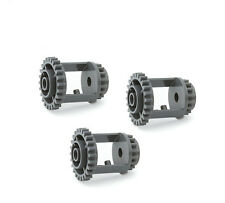 LEGO Technic GREY DIFFERENTIAL GEAR 24-16 Teeth Tooth Chassis Part Piece 6573