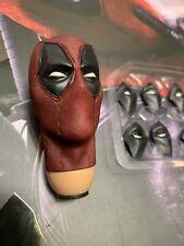 Hot toys MMS490 Deadpool 2.0 Marvel Deadpool 2 1/6 Figure Head