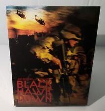 BLACK HAWK DOWN  Blu-ray STEELBOOK [FILMARENA] FULLSLIP + LENTICULAR MAGNET