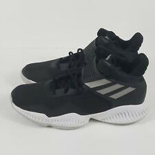 New Other Adidas Explosive Bounce 2018 Basketball Shoe Men's 9.5  Black/White