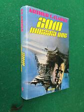 Arthur CLARKE - 2010 ODISSEA DUE , Euroclub (1983) Libro Cop.Rigida OTTIMO