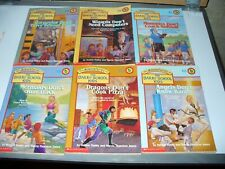 The Adventures Of TheBailey School Kids, Lot Of 6 Books, 19,20,21,23,24 & 26