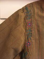 Gudrun Sjoden Blouse Cotton Linen XL