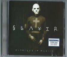 "SLAYER     ""Diabolus In Musica""      98 Warner Aust CD"