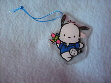 Sanrio Pochacco Trinket Ornament Name Tag Vintage 1989, 1996 New