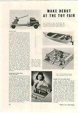 1941 PAPER AD Kingsbury Toy Anti Aircraft Gun Auburn Aviation Set Soldiers