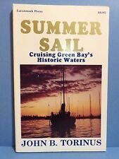 A Summer Sail by John B. Torinus (1985 2nd Printing, Paperback)