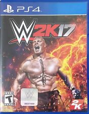WWE 2K17 PlayStation 4 (9811-SM14)