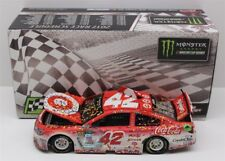 KYLE LARSON #42 2017 TARGET RICHMOND RACED WIN 1/24 SCALE NEW FREE SHIPPING