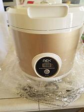 Nex SF-G100 PRO Automated Black Garlic Fermenter Fermentation Machine-5 LITERS!!