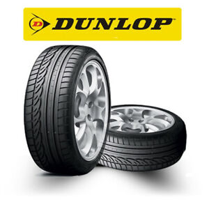 TWO / FOUR NEW 195 60 15 DUNLOP SPORT BLURESPONSE 88H 1956015 TYRES X2 X4