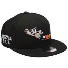BAIT x Astro Boy x New Era Launch Snapback Cap black