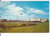 CI-411 NY, Greece, Town Mall Exterior View, Chrome Postcard