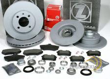 Vw Golf 4 IV Cabrio - Zimmermann Bremsscheiben Beläge Radlager für vorne hinten