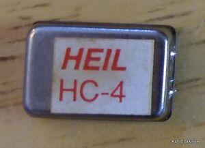 Heil HC-4 DX microphone GENUINE mic element, the key element