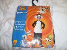 SYLVESTER - LOONEY TUNES - Fancy dress costume - kids childrens Small ( age 4-6)