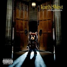 KANYE WEST - LATE REGISTRATION CD ALBUM (2005)