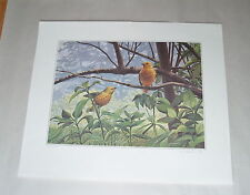 Signed and numbered Print by Peter Miehm, Signed in 1983, Excellent Condition