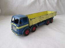 Rare Yellow 934 Dinky Layland Octopus Truck.