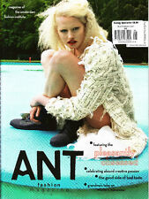 ANT FASHION MAGAZINE 2011 AMFI Amsterdam Fashion Institute AMIE DICKE @NEW@
