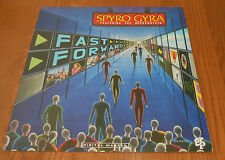 Spyro Gyra Jay Beckenstein Fast Forward Poster Double Sided Flat Square 12x12