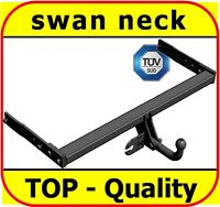 Towbar Tow Hitch Trailer VW Tiguan SUV 2007-2015 | swan neck Tow Bar Towhitch