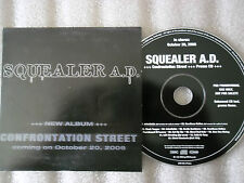 CD-SQUEALER A.D-CONFRONTATION STREET-EDITION LIMITED-ALBUM-KAMIKAZE-2006-13TRACK